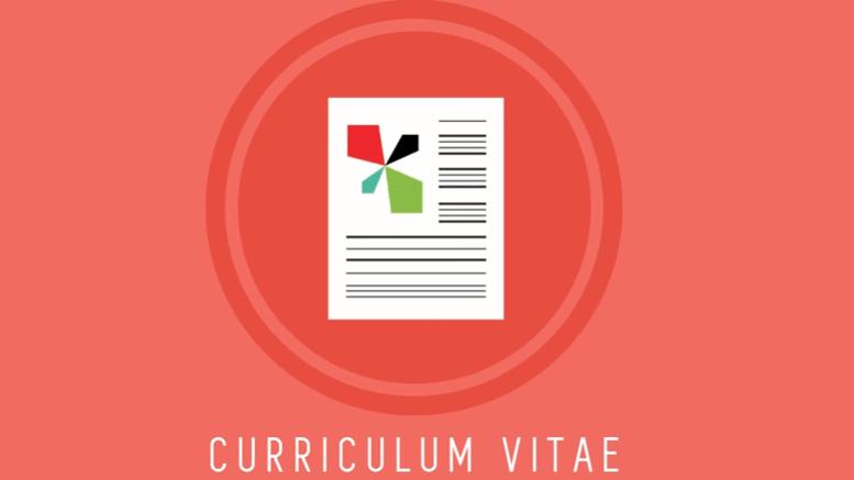 Curriculum Vitae Ganador