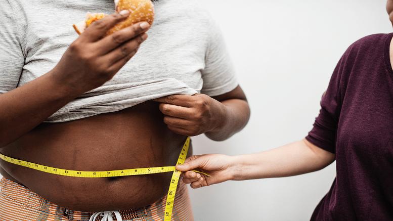Hombre Pierde Peso