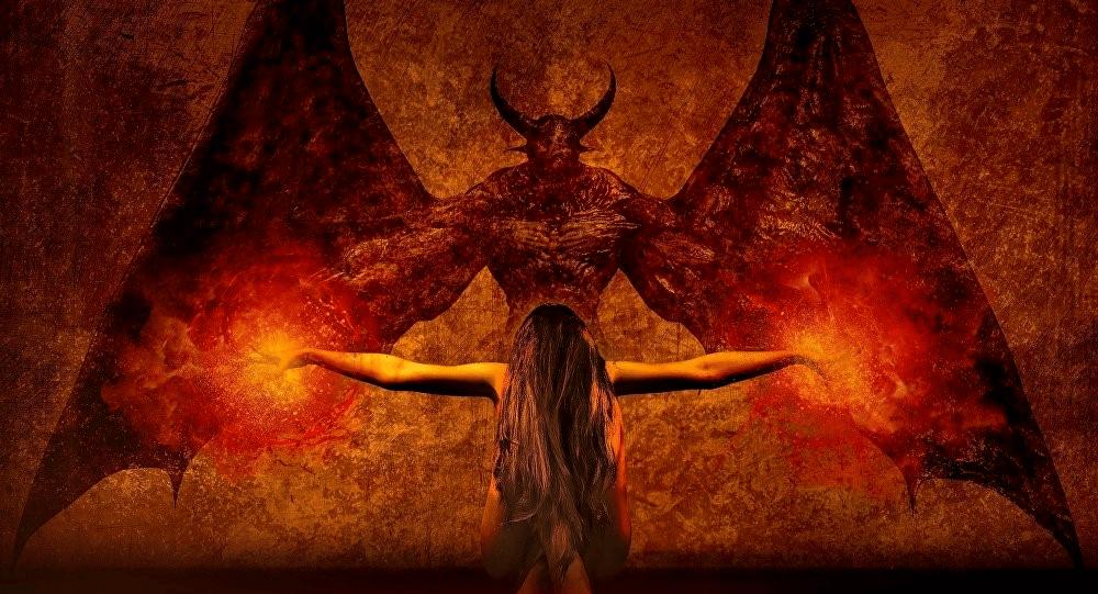 Conoce los nombres de los demonios