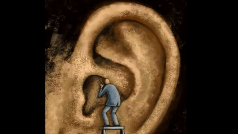 El famoso boca a oreja