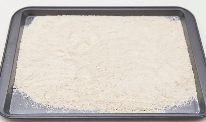 El tipo de arena importa