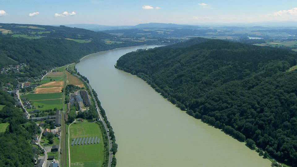 El Danubio de Austria