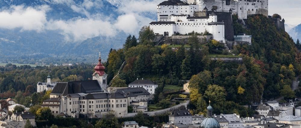 Maravillosos paisajes los de Austria
