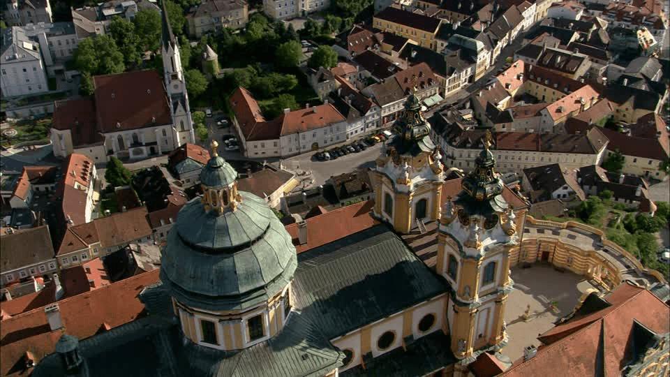 La Riqueza histórica de Austria