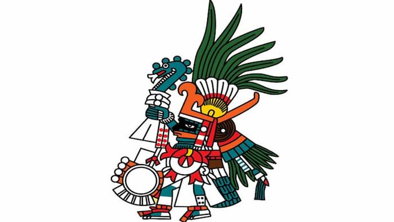 dioses de los aztecas