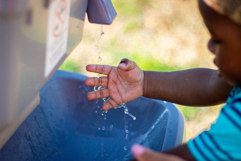 cuidado de el agua