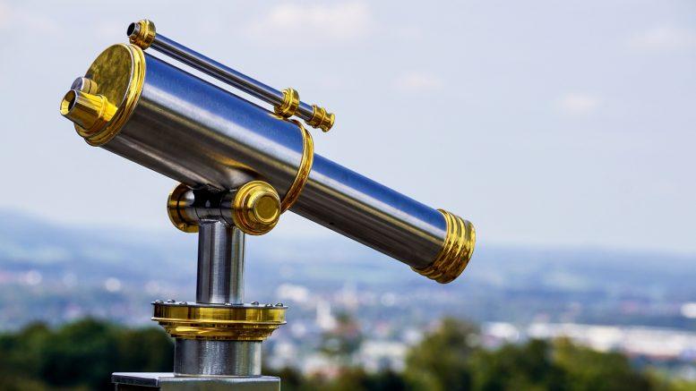 Cuáles son las partes de un telescopio