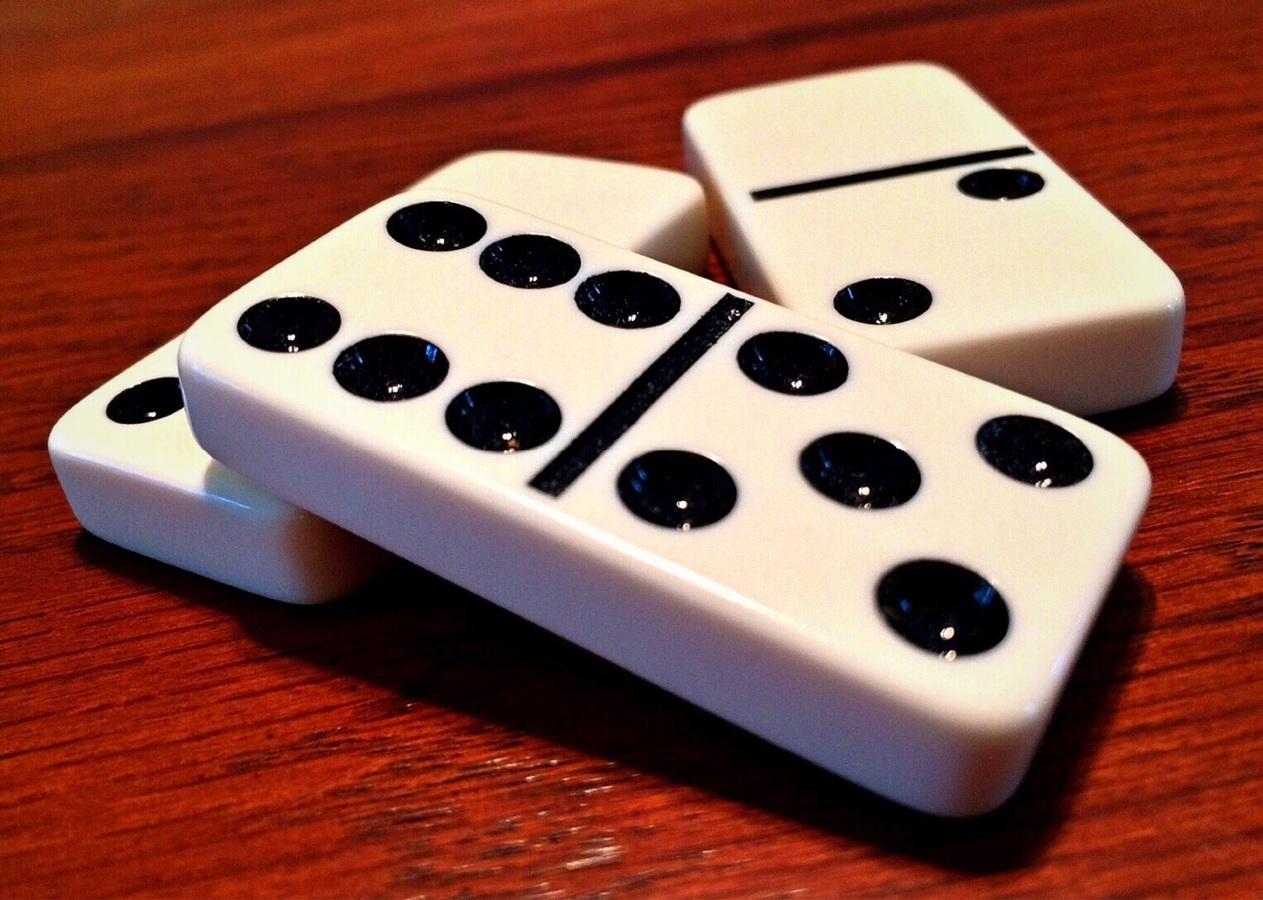 Fichas del dominó