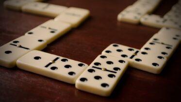 Increíble historia del dominó