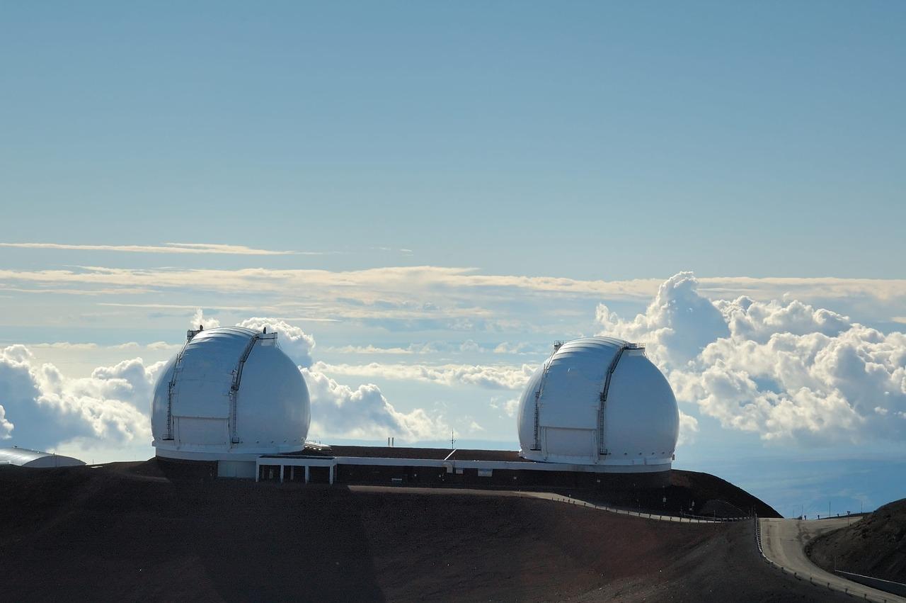 Telescopios espaciales
