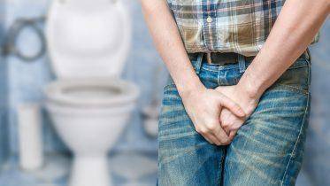 Causas de la incontinencia urinaria en hombres