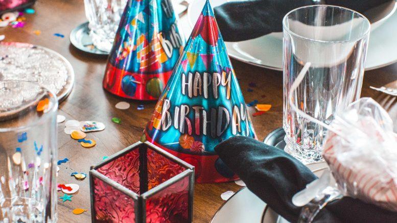 Ideas para festejar cumpleaños