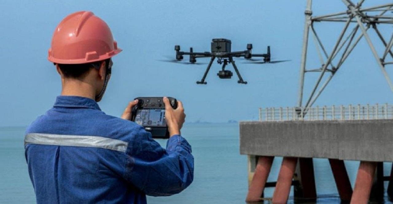 Características del drone DJI Matrice 300 RTK
