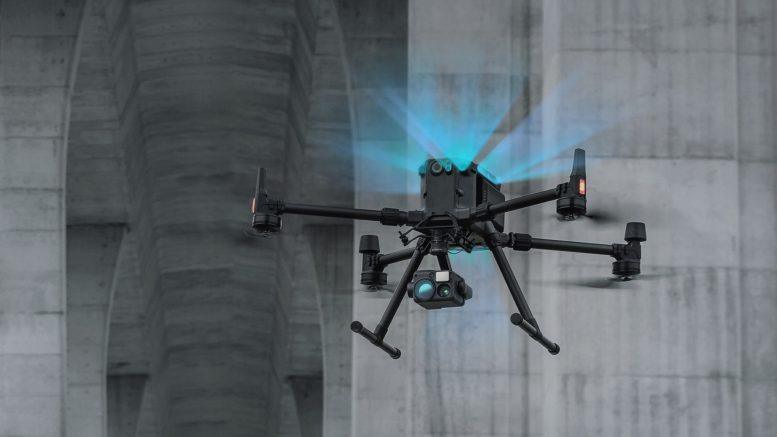 Qué es el Drone DJI Matrice 300 RTK